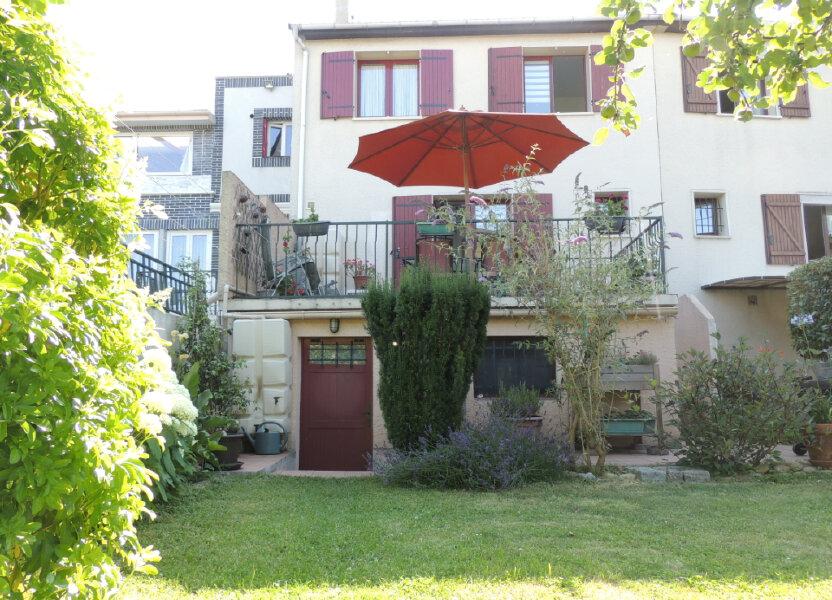 Maison à vendre 106m2 à Sevran