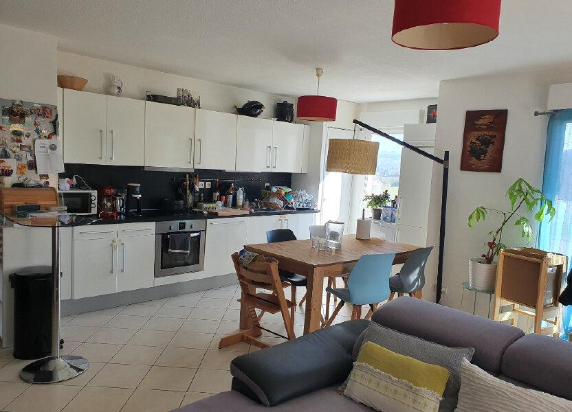 Appartement à louer 81.4m2 à Allonzier-la-Caille