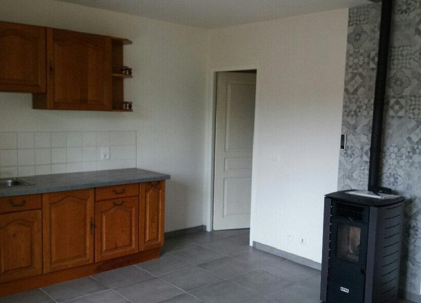 Appartement à louer 40m2 à Cuvat
