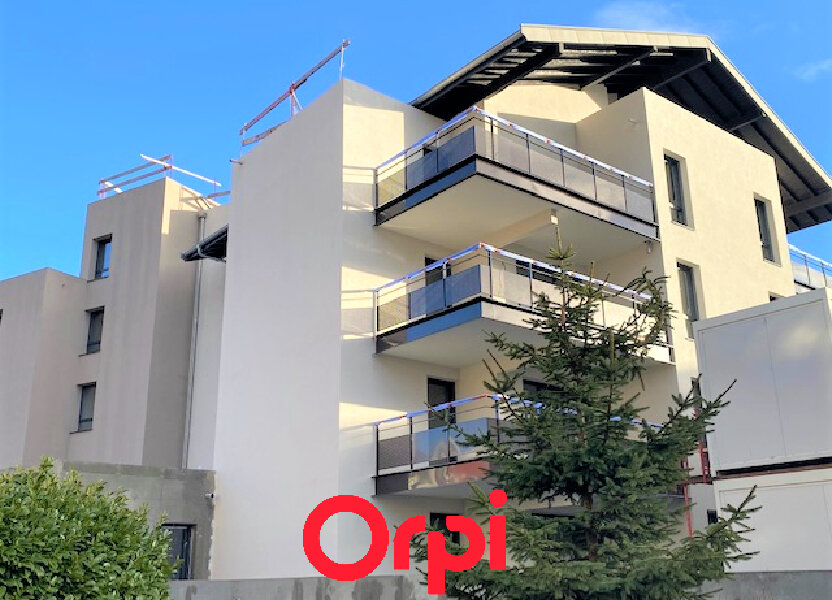 Appartement à vendre 62m2 à Cruseilles