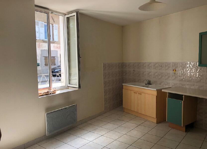 Appartement à louer 90m2 à Morestel