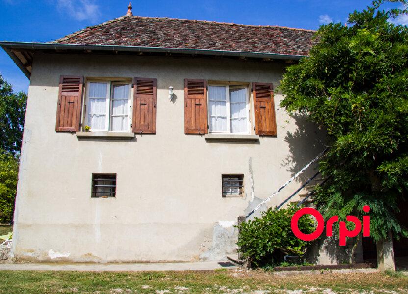 Maison à vendre 102m2 à Les Avenières