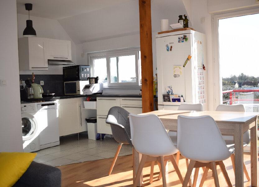 Appartement à vendre 58.96m2 à Nantes