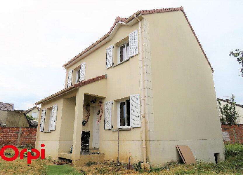 Maison à vendre 102m2 à Puiseux-en-France
