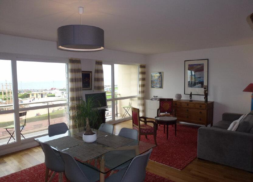 Appartement à vendre 91.57m2 à Dieppe