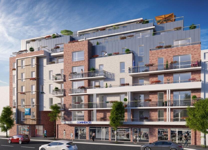 Appartement à vendre 45.62m2 à Dieppe