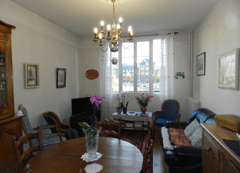 Appartement à vendre 72.33m2 à Dieppe