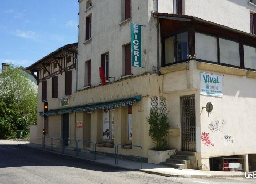 Immeuble à vendre 416m2 à La Bastide-de-Sérou