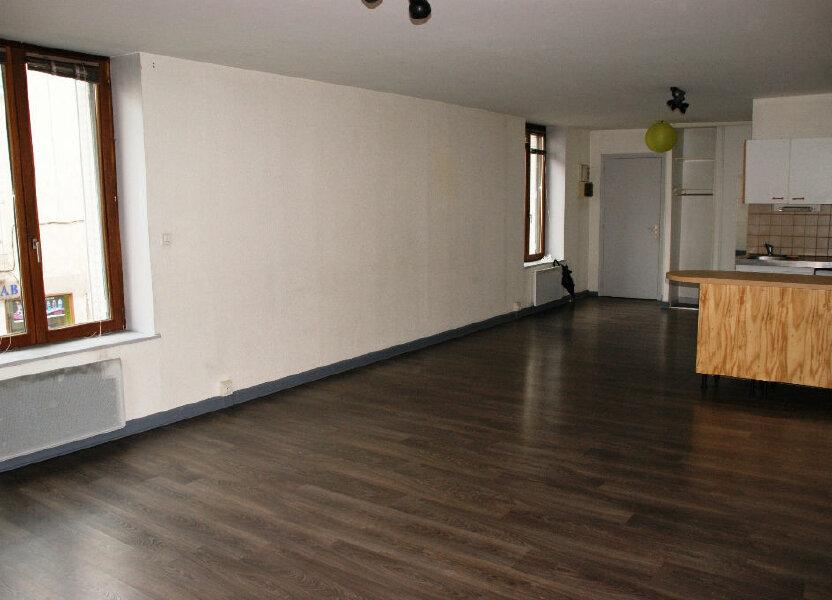 Appartement à louer 46m2 à Nancy