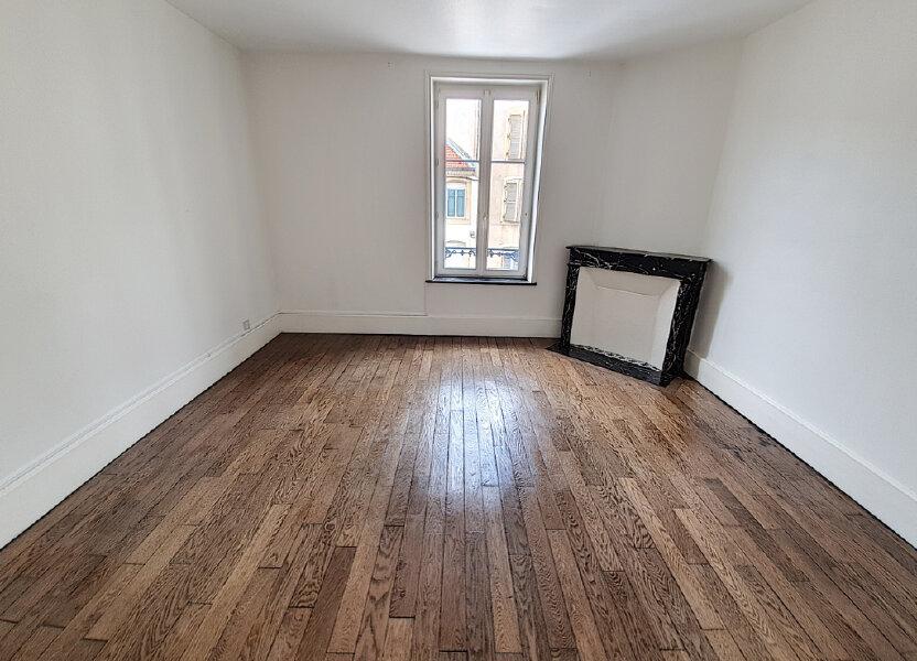 Appartement à louer 35.2m2 à Nancy
