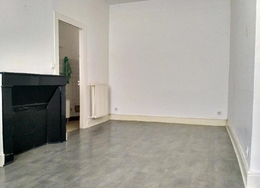 Appartement à louer 26.62m2 à Nancy