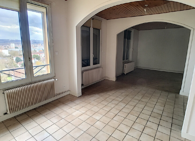 Appartement à louer 60m2 à Laxou