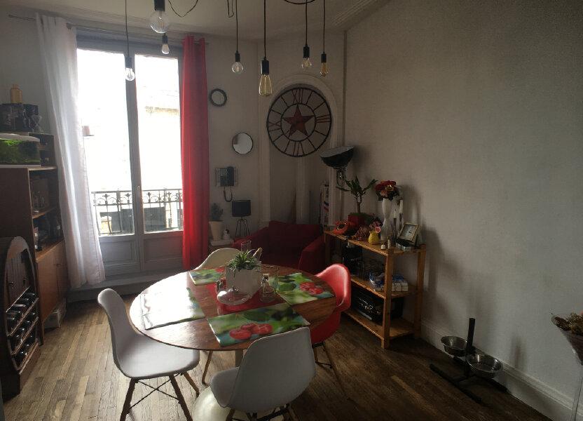 Appartement à louer 53m2 à Nancy