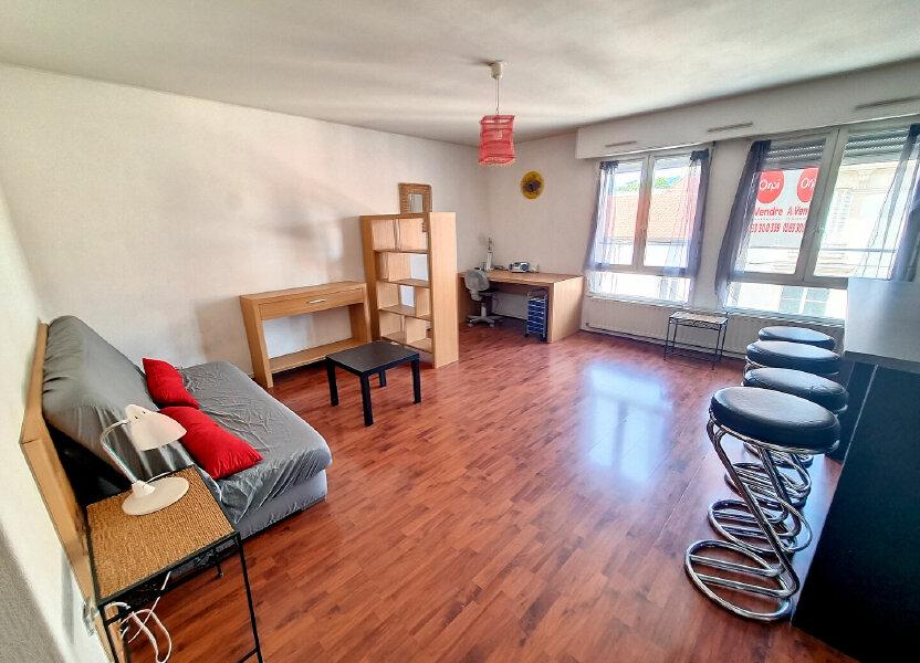 Appartement à louer 38.7m2 à Nancy