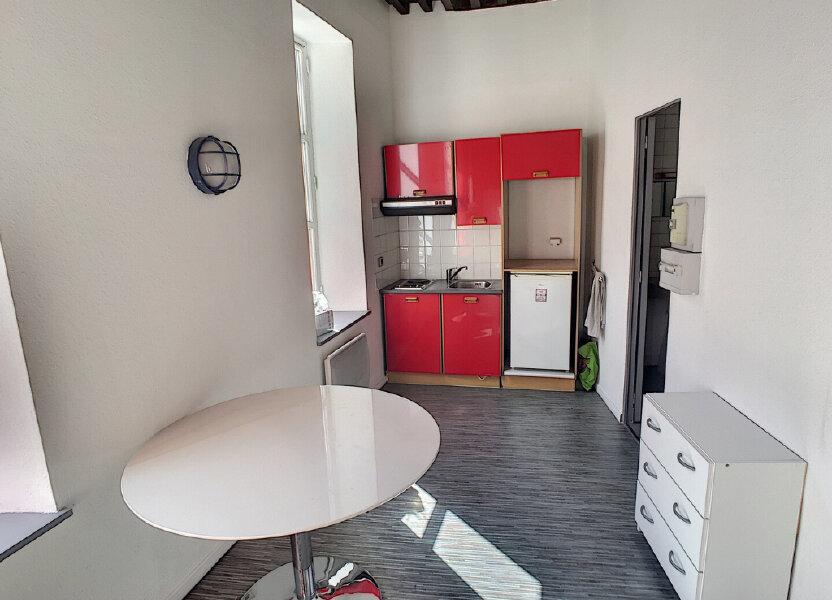 Appartement à louer 31m2 à Nancy