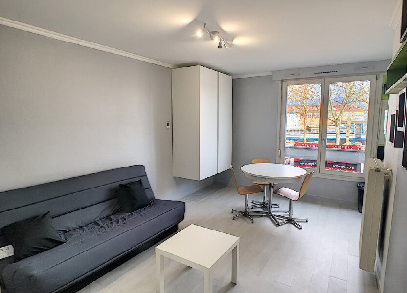Appartement à louer 26.35m2 à Nancy