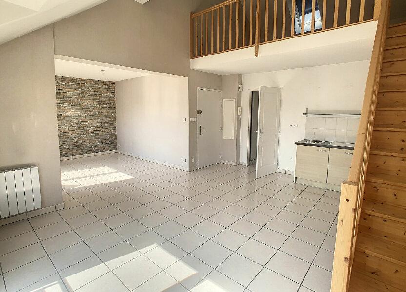 Appartement à louer 60.78m2 à Nancy