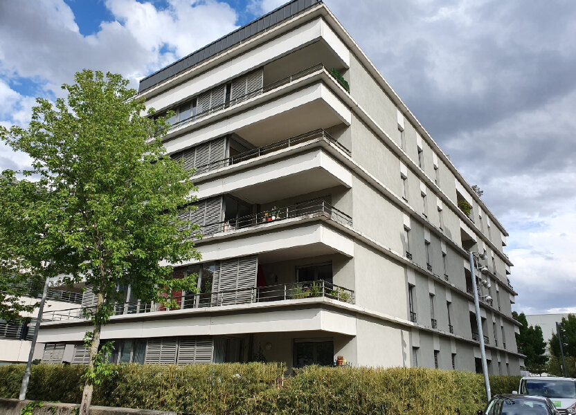 Appartement à vendre 75.82m2 à Nancy