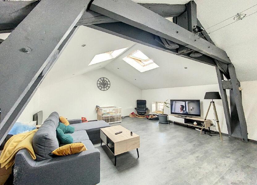 Appartement à louer 93.67m2 à Neuves-Maisons