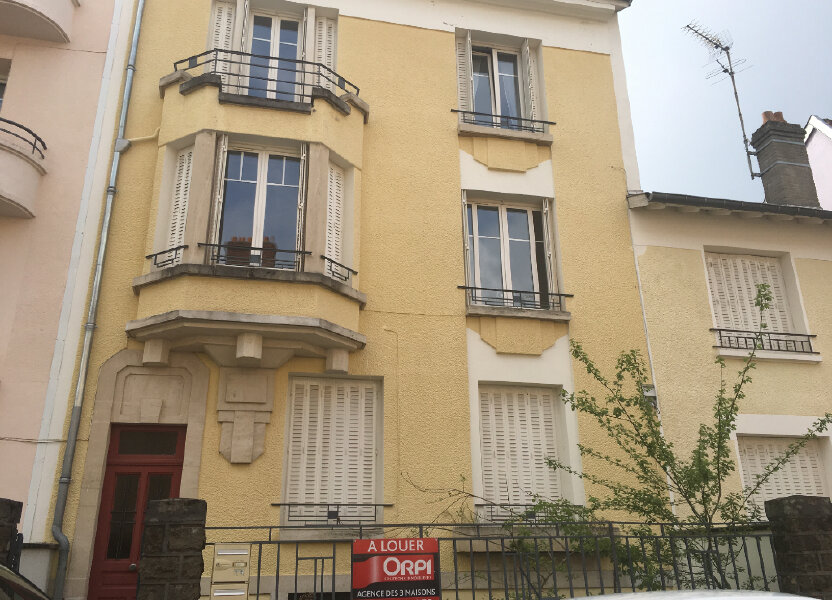 Appartement à louer 64m2 à Nancy
