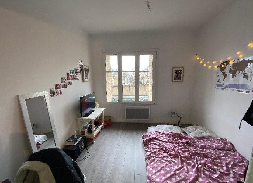 Appartement à louer 21m2 à Nancy