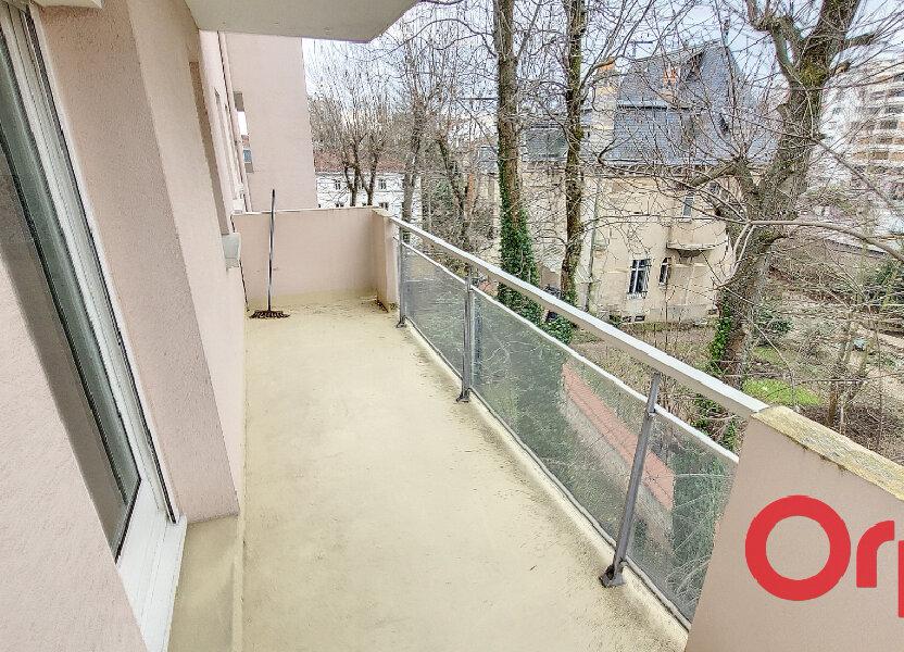 Appartement à louer 48.62m2 à Nancy