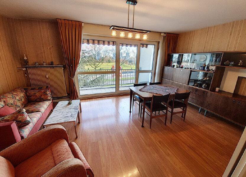 Appartement à vendre 69.24m2 à Vandoeuvre-lès-Nancy