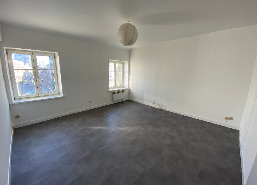 Appartement à louer 50m2 à Nancy