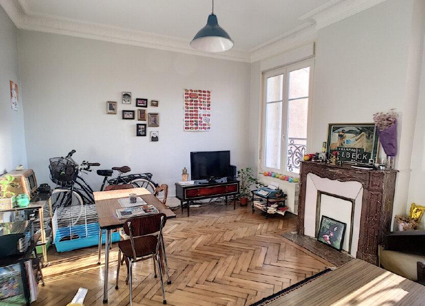 Appartement à louer 50m2 à Nancy