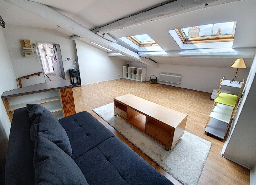 Appartement à louer 47m2 à Nancy