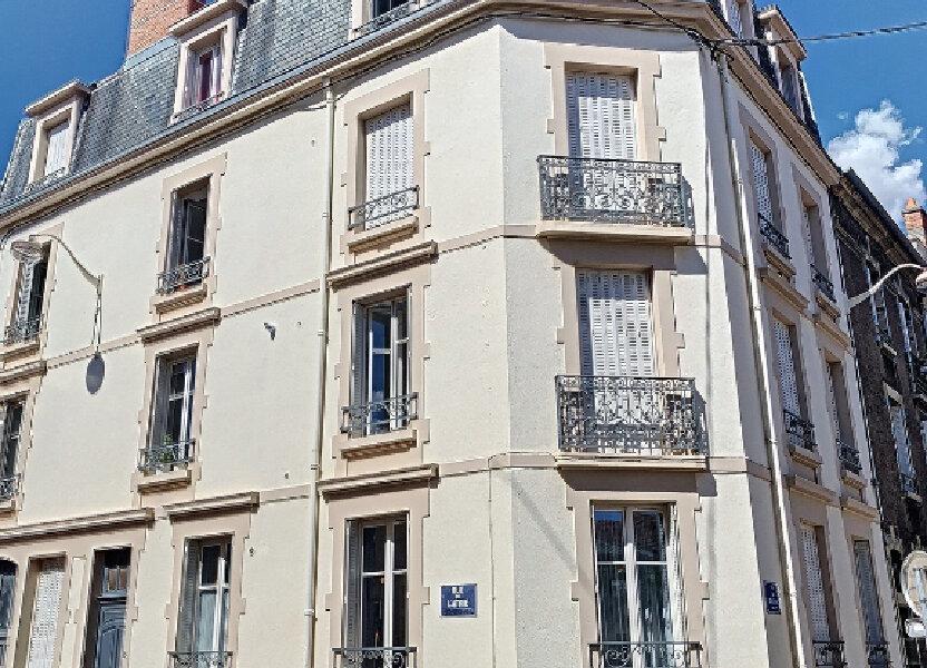 Appartement à louer 46.72m2 à Nancy