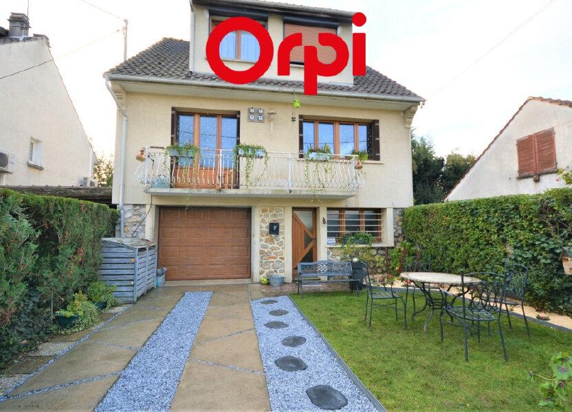 Maison à vendre 116m2 à Lagny-sur-Marne