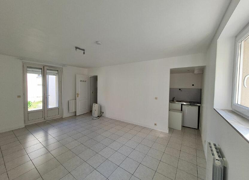 Appartement à louer 24.83m2 à Nanteuil-lès-Meaux