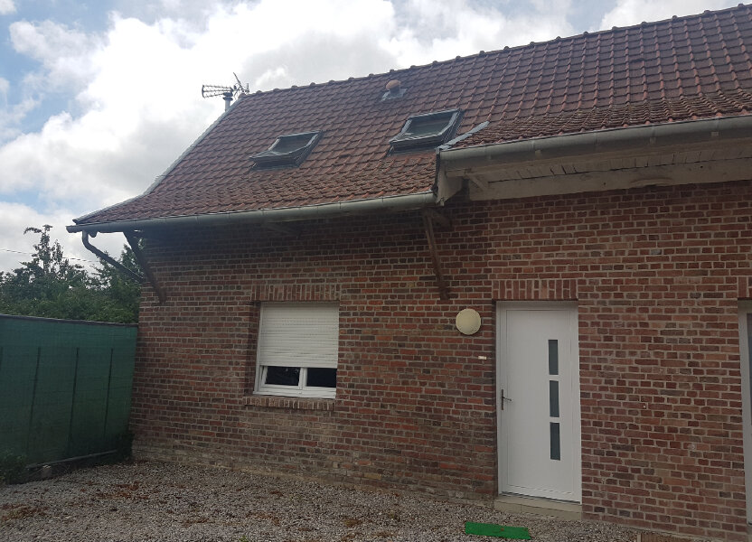Maison à louer 55m2 à Haverskerque