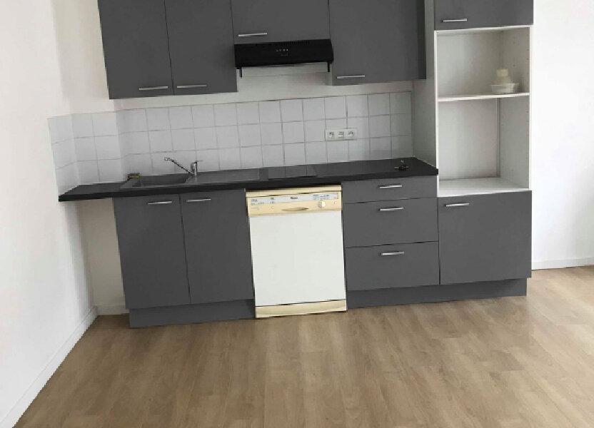 Appartement à louer 46m2 à Hazebrouck