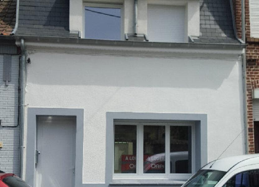 Maison à louer 87.17m2 à Hazebrouck