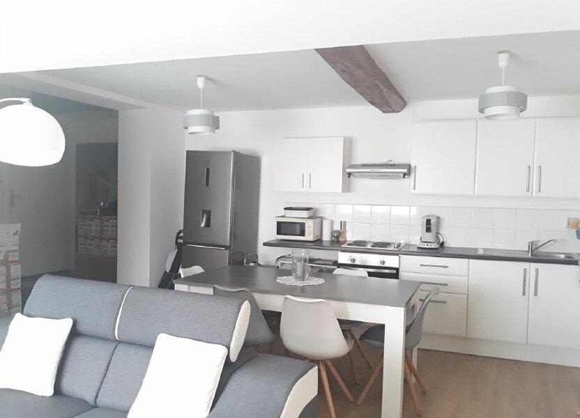 Appartement à louer 53.53m2 à Hazebrouck