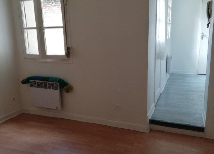 Appartement à louer 25m2 à Noyon