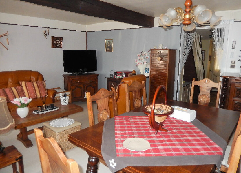 Maison à vendre 90.5m2 à Pontoise-lès-Noyon