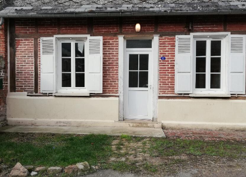Maison à louer 50m2 à Beaulieu-les-Fontaines