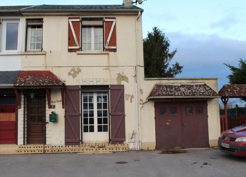 Maison à vendre 53.79m2 à Sommette-Eaucourt