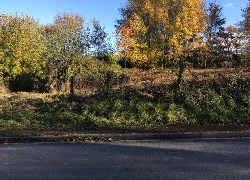 Terrain à vendre 1330m2 à La Neuville-en-Beine