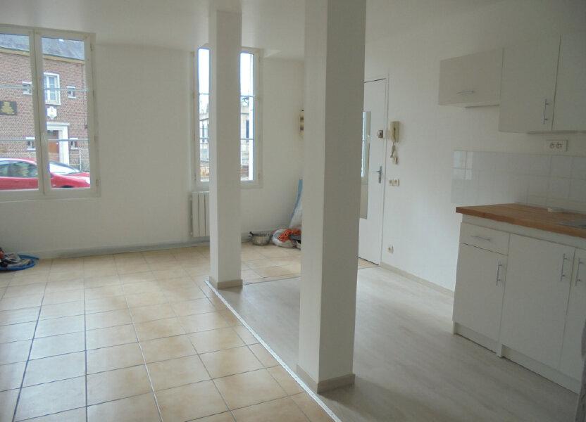 Appartement à louer 57.38m2 à Noyon