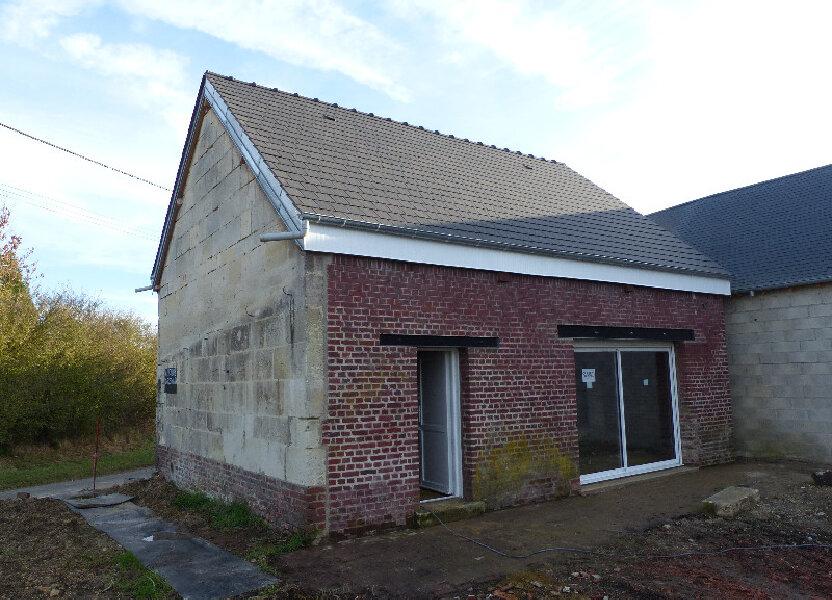 Maison à vendre 83.73m2 à Évricourt