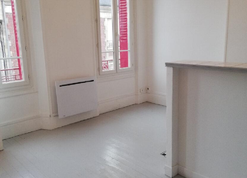 Appartement à louer 26m2 à Noyon