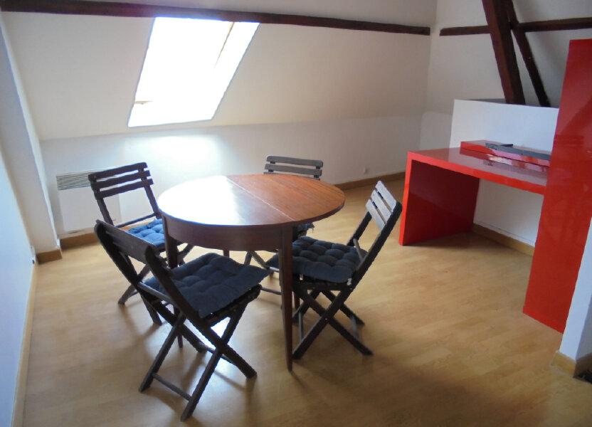 Appartement à louer 28.4m2 à Noyon