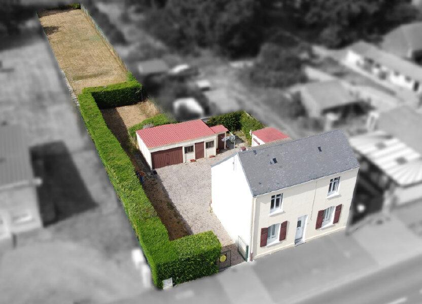 Maison à vendre 90m2 à Ham