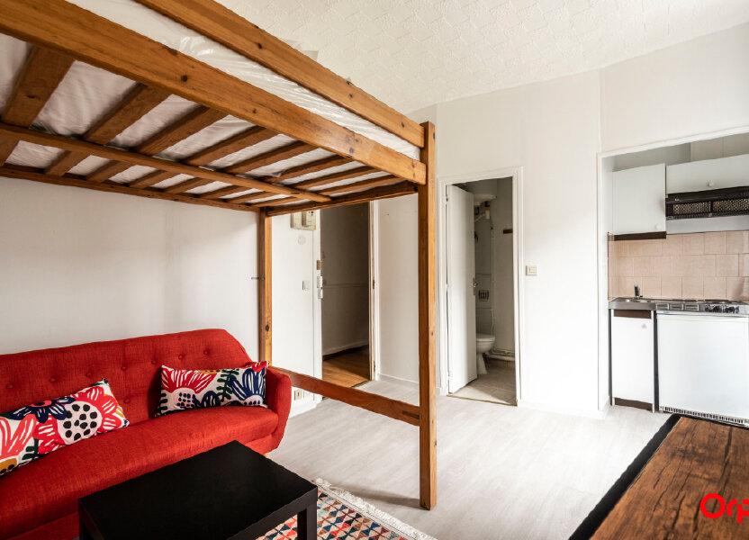 Appartement à louer 15.3m2 à Reims