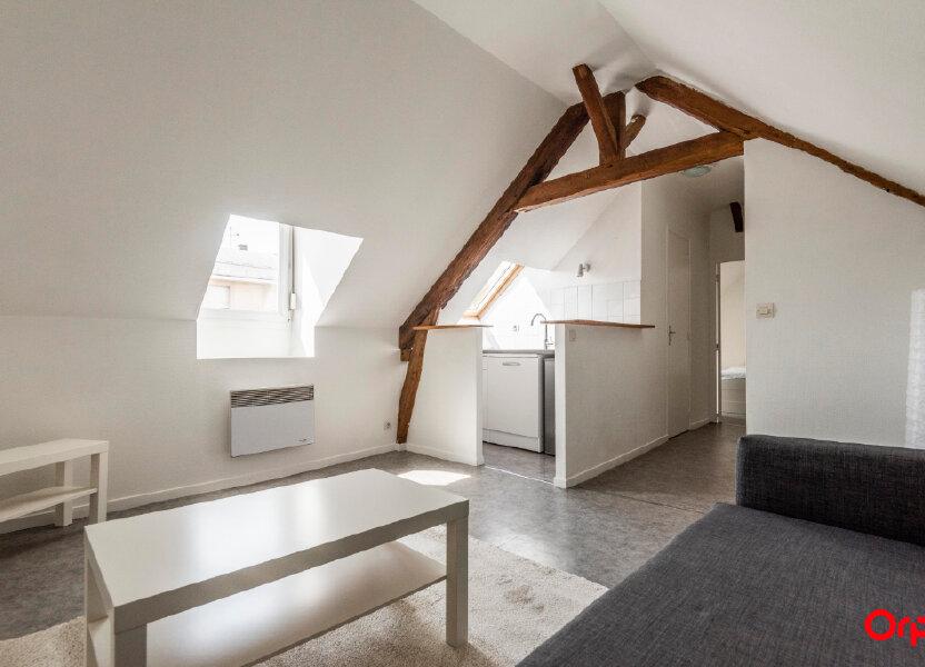 Appartement à louer 19.86m2 à Reims