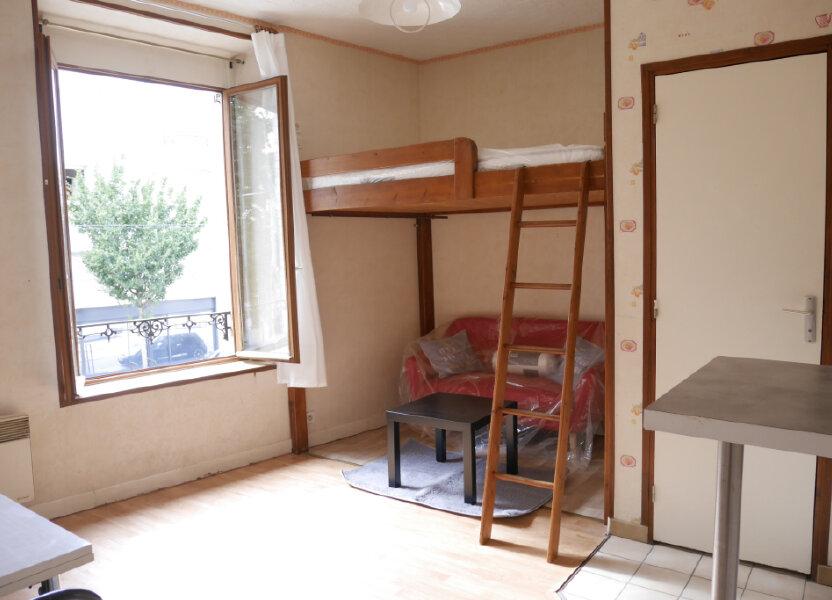 Appartement à louer 16.6m2 à Reims